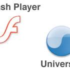 Flash8 Player Universal Binary