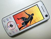 iPod + iTunes待ち受け