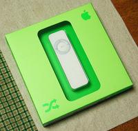 iPod Shuffle キタ━━━━(゚∀゚)━━━━!!!!!